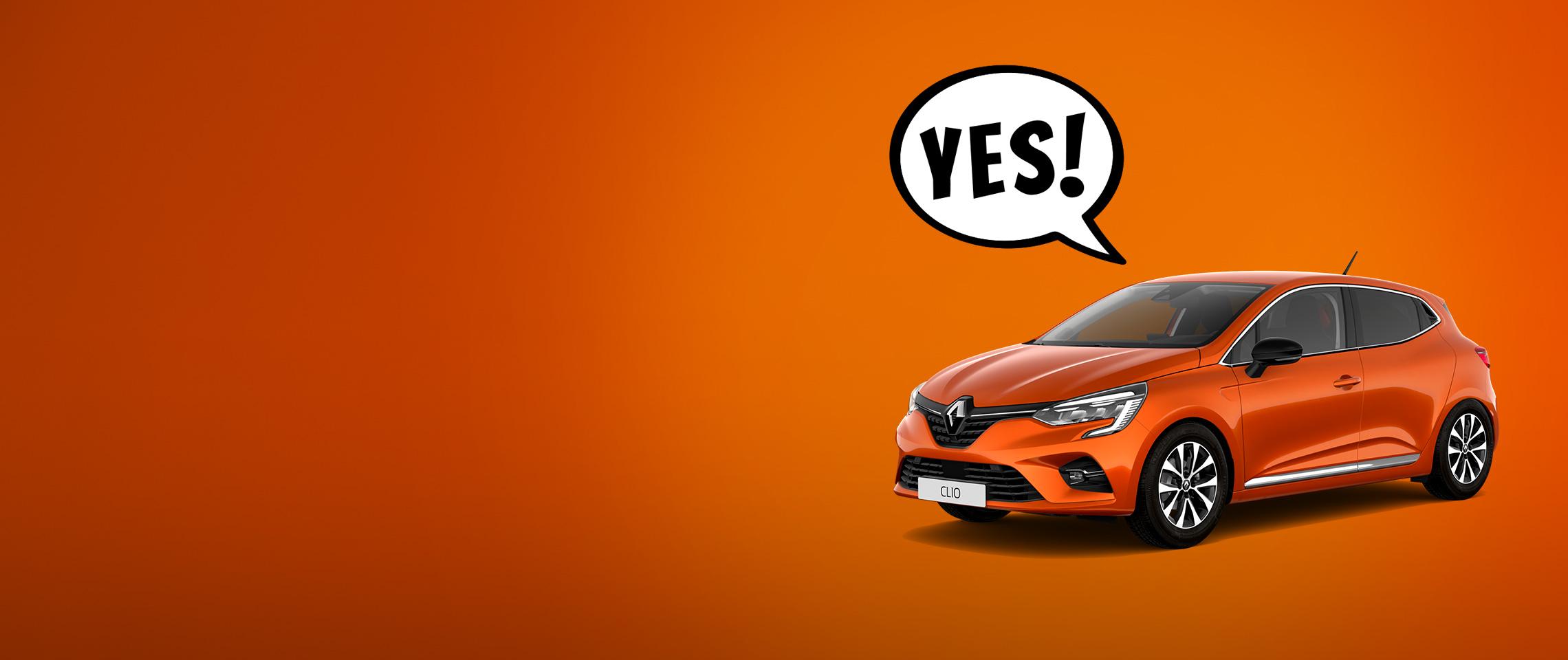Win een nieuwe Renault CLIO